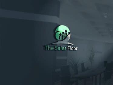 #49 untuk Design a Logo for The Sales Floor oleh alikarovaliya