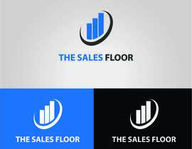 #53 untuk Design a Logo for The Sales Floor oleh aliesgraphics40