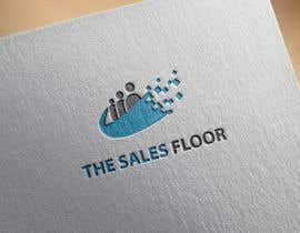 #60 untuk Design a Logo for The Sales Floor oleh aliesgraphics40