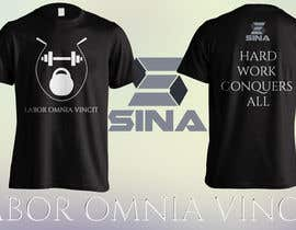 mareknajkowski tarafından Design a T-Shirt for Sina Fitness için no 30