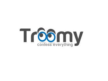 nº 56 pour Design a Logo for Troomy par rraja14