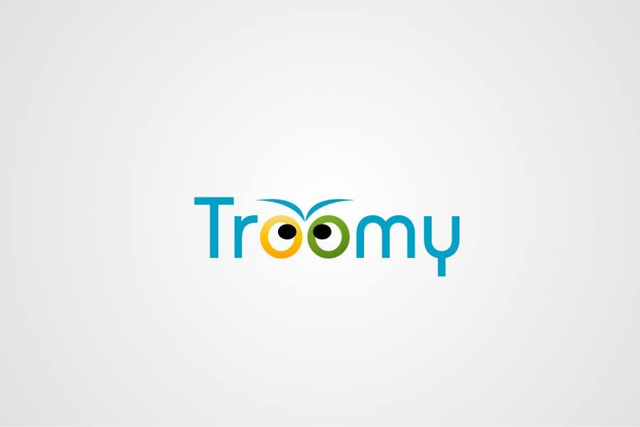 Contest Entry #                                        75                                      for                                         Design a Logo for Troomy