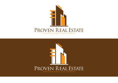 #39 untuk Design a Logo and Suggest name for a Real Estate Company oleh TangaFx