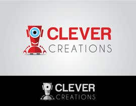 #171 untuk Design a Logo for Clever Creations oleh divyaparantap