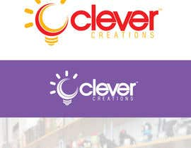 #179 untuk Design a Logo for Clever Creations oleh Mechaion