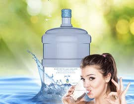 #33 for Design poster with the given Bottled water psd by LuisEduarte
