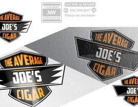 #28 for Design a Logo for The Average Joe's Cigar by MarinaWeb