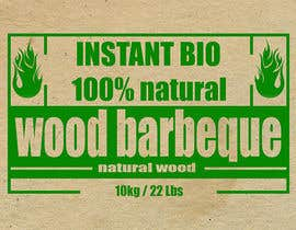 sandrasreckovic tarafından Create Print and Packaging Designs for Barbeque wood için no 14