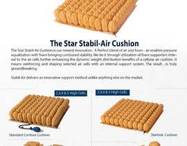 #7 untuk Design an Ad for Star Cushion Products, Inc. oleh tonycrested