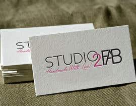 Nro 57 kilpailuun Design a Logo for Studio2FAB käyttäjältä anatomicana