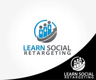 Nro 16 kilpailuun Design a Logo for Learn Social Retargeting käyttäjältä alikarovaliya