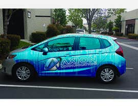 #3 for I need some Graphic Design for a Car Wrap by harisdin