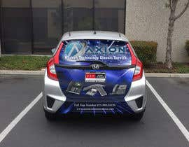 #16 para I need some Graphic Design for a Car Wrap por dipakart