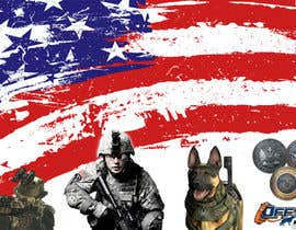#17 para Need Military and K9 Picture In Next Few Hours for Memorial Day Posting! por tripranav