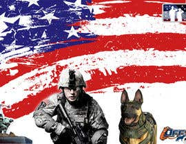 nº 20 pour Need Military and K9 Picture In Next Few Hours for Memorial Day Posting! par tripranav