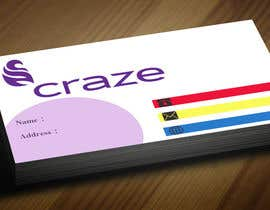 #14 untuk Sleek Business card for Craze oleh fariar63