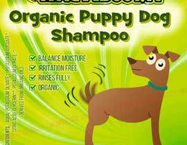 #15 para I need some Graphic Design for an Organic Shampoo por MladjaCode