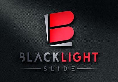 #428 untuk Design a Logo for Blacklight Slide oleh javedg