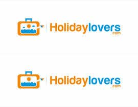 #42 untuk Design a Logo for www.holidaylovers.com oleh namishkashyap