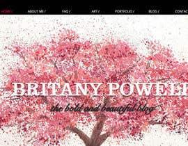 Nro 2 kilpailuun Design a Blogger Landing Page käyttäjältä shehan1992