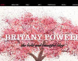 shehan1992 tarafından Design a Blogger Landing Page için no 2