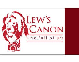 #5 for Design a Business Card for Lew's Canon af mohinimenon