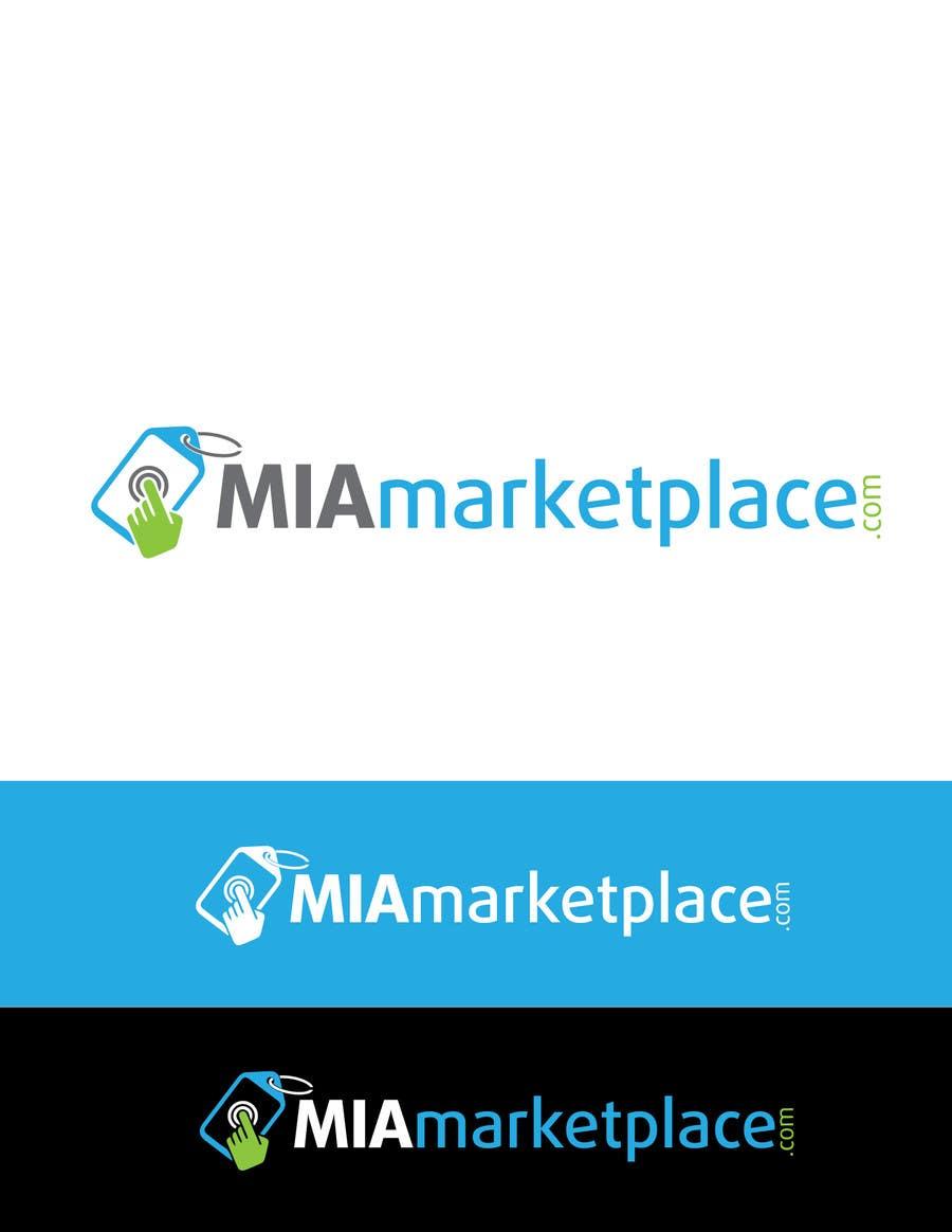 Konkurrenceindlæg #18 for Design a Logo for MIAMarketplace.com