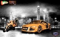 Bài tham dự #11 về Illustrator cho cuộc thi Illustrate Something for new cars & motorcycles website