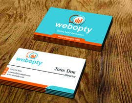 #67 untuk Design Business Cards For Digital Marketing Company oleh sanratul001