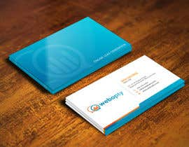 #6 untuk Design Business Cards For Digital Marketing Company oleh shyRosely