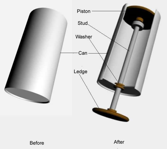 Penyertaan Peraduan #9 untuk Device used in POW camp in WWII