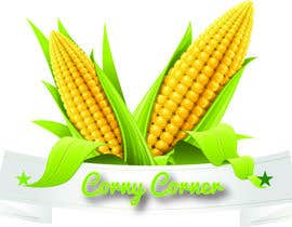 #3 for Create a Logo and Food Stall Look for Corny Corner af arungovind89