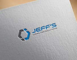 #231 cho Logo Design for Jeff's Computer Solutions bởi mamunfaruk