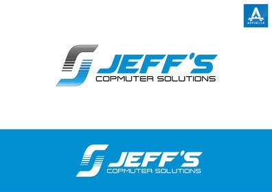 #158 cho Logo Design for Jeff's Computer Solutions bởi affineer