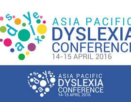 #23 for Design a Logo for Dyslexia Conference af cbarberiu