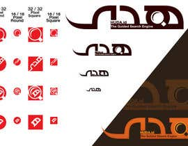 #44 untuk Design a Logo for Arabic Logo for HUDA.id oleh sinzcreation