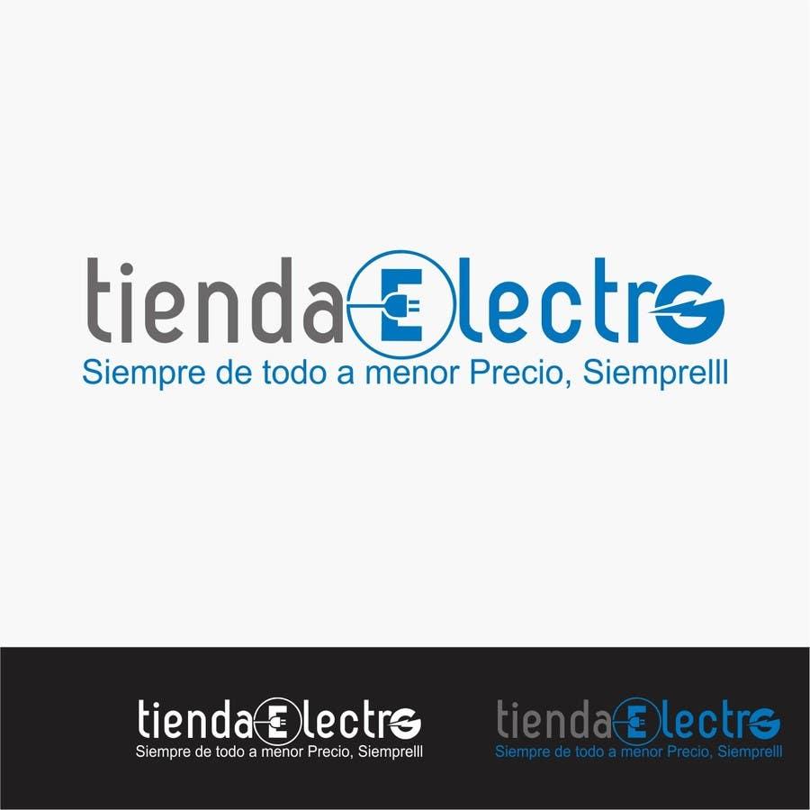 Konkurrenceindlæg #10 for Logo Design for an electronics shop