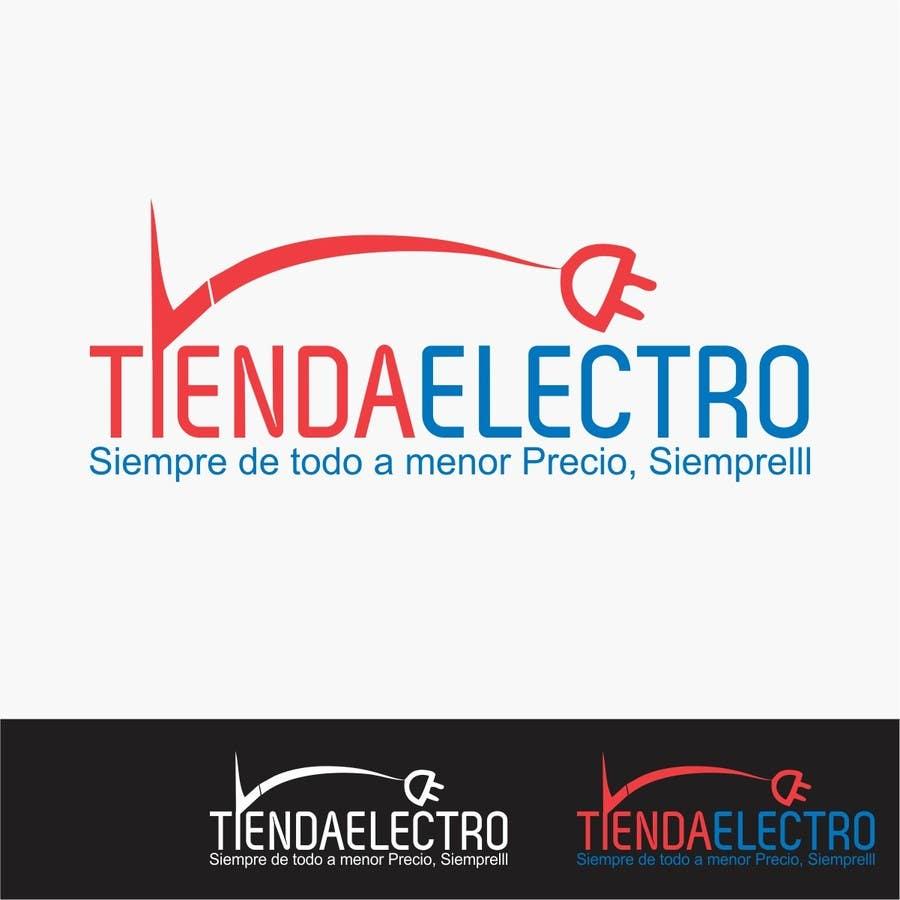 Konkurrenceindlæg #28 for Logo Design for an electronics shop