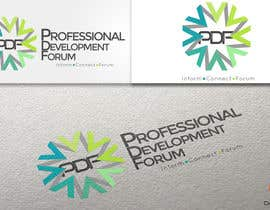 #170 para Design a Logo for Professional Development Forum por juanjenkins