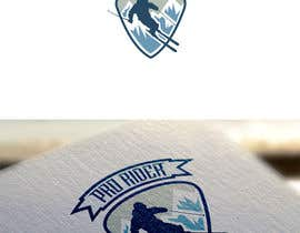 #15 para Design a Logo for  Prorider - extreme sport school & more por fb552ebee007840