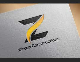 dlanorselarom tarafından Design a Logo for Zircon Projects & Zircon Constructions için no 36