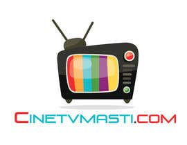 #183 for logo design for cinetvmasti.com by shohaghhossen