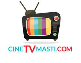 #189 for logo design for cinetvmasti.com by shohaghhossen