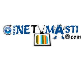 #175 for logo design for cinetvmasti.com by sudhakar064