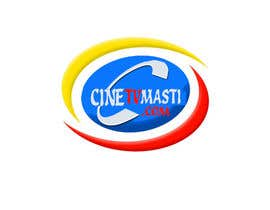 #195 for logo design for cinetvmasti.com by sudhakar064