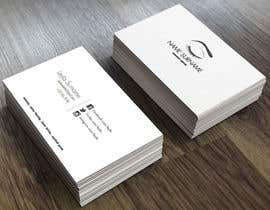 #8 for Design some Business Cards for Makeup, Brow & Lash Specialist af assamite