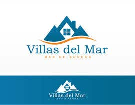 #77 untuk Design a Logo + Stationary for: Villas del Mar oleh bezpaniki