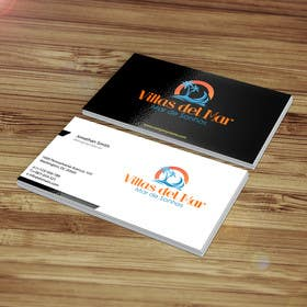 #47 untuk Design a Logo + Stationary for: Villas del Mar oleh olja85