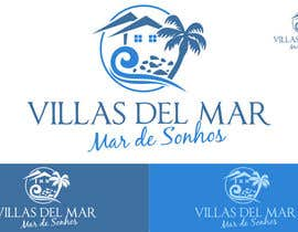 #52 untuk Design a Logo + Stationary for: Villas del Mar oleh cbarberiu