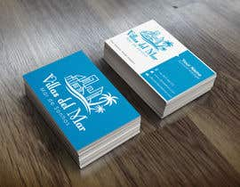 #44 untuk Design a Logo + Stationary for: Villas del Mar oleh alexandracol